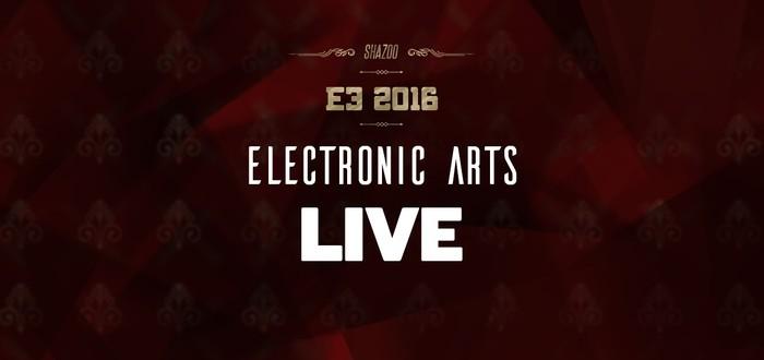 E3 2016: Конференция EA в прямом эфире