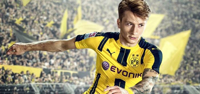 FIFA 17 — теперь с сюжетом