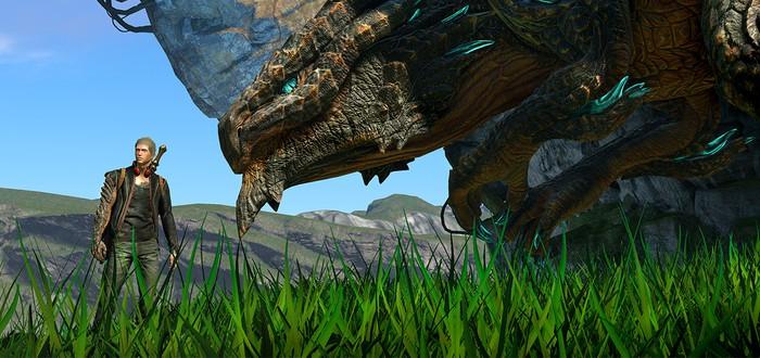 E3 2016: Новый геймплейный трейлер Scalebound