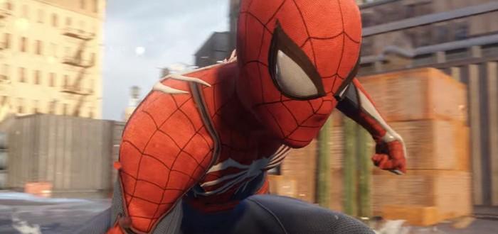 Spider-Man от InSomniac станет эксклюзивом для PS4
