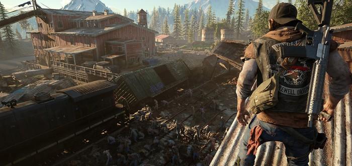 Расширенный геймплей PS4-эксклюзива Days Gone