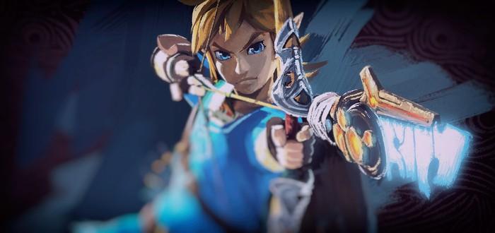 Zelda: Nintendo показала RPG-песочницу и мир сошел с ума