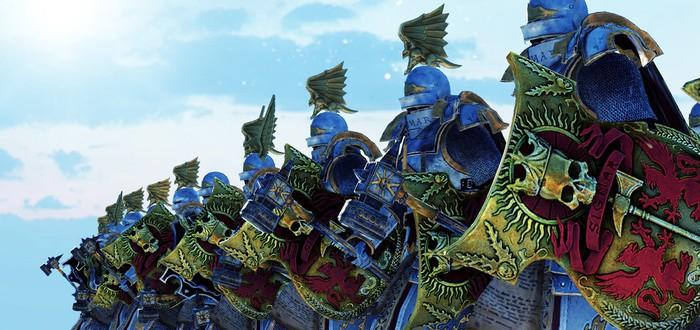 У Total War: Warhammer уже почти тысяча модов