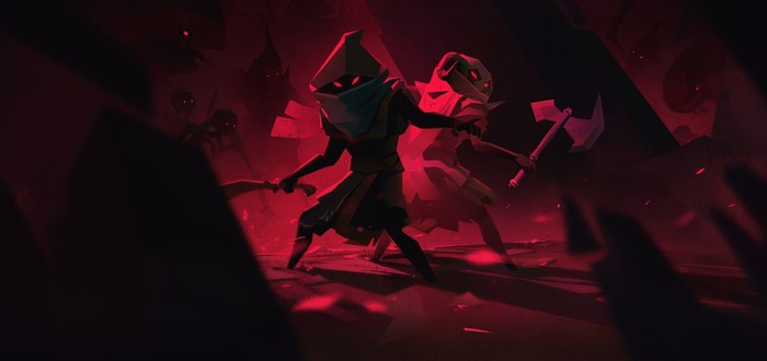 7 минут геймплея Necropolis от Harebrained Schemes