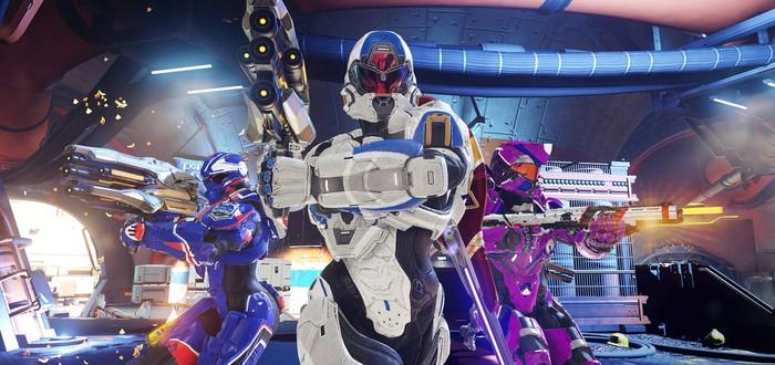 Warzone Firefight для Halo 5 получило дату релиза