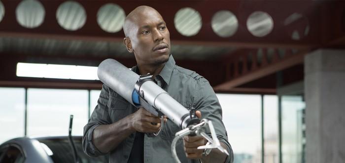 Тайриз Гибсон вернется к своей роли в Transformers 5
