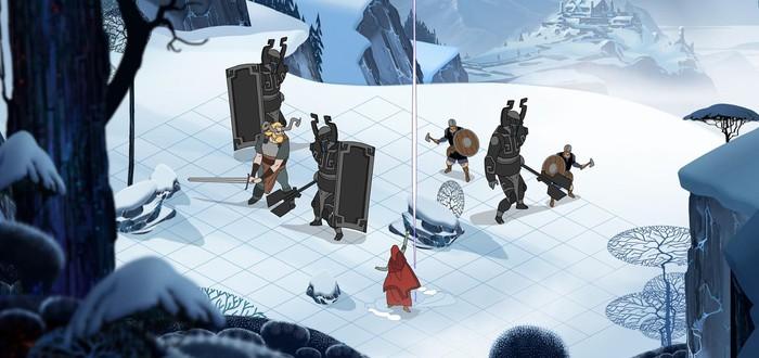 Banner Saga 2 выходит на PS4 в начале июля