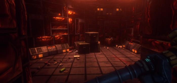 Вышло демо ремастера System Shock и запущена Kickstarter-кампания