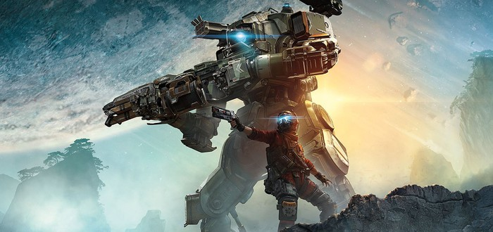 Контроллер Xbox One в дизайне Titanfall 2