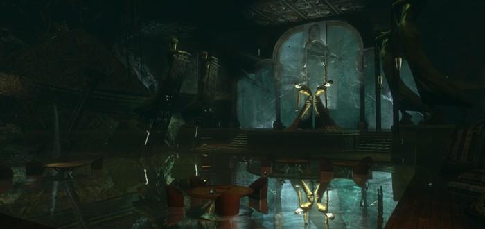 Скриншоты Bioshock The Collection слили в сеть