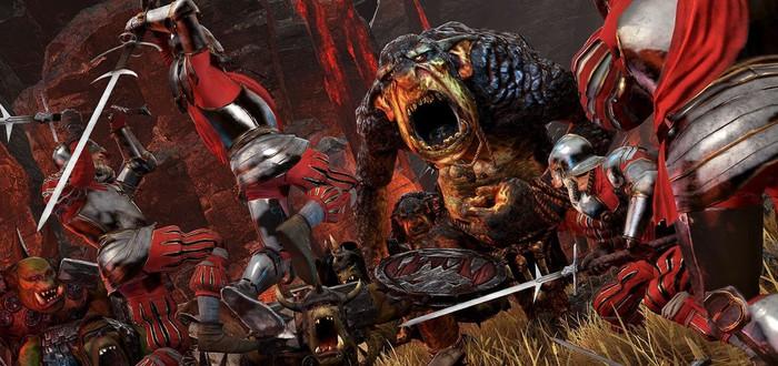 Брутально-кровавое DLC на пути в Total War: Warhammer
