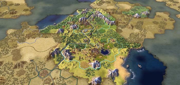 Геймплейный трейлер Civilization VI — строители
