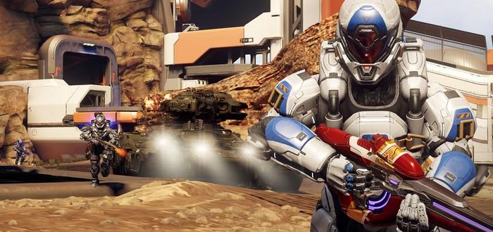 Релизный трейлер и геймплей Warzone Firefight для Halo 5