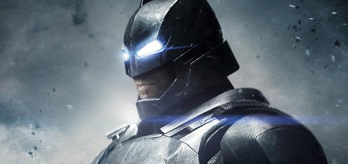 Бен Аффлек — самый смертоносный Бэтмен