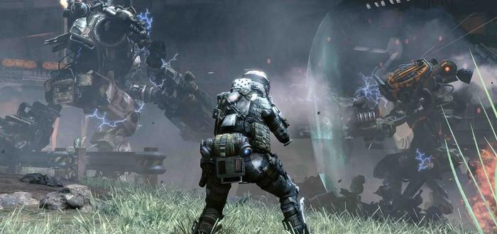 Оружие и передвижение в Titanfall 2