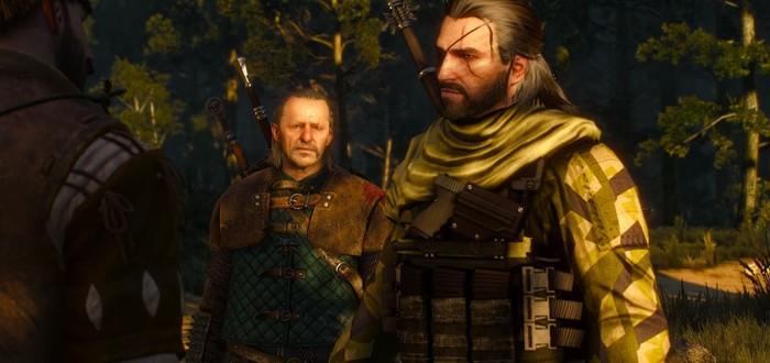 Снейк выполнит свое Предназначение в новом моде для The Witcher 3