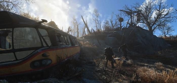 Пройти Fallout 4 без единой царапины? Легко!