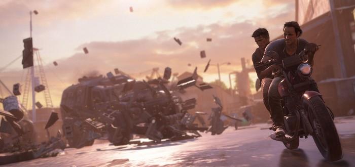 Трой Бейкер рассуждает о сюжетном DLC Uncharted 4