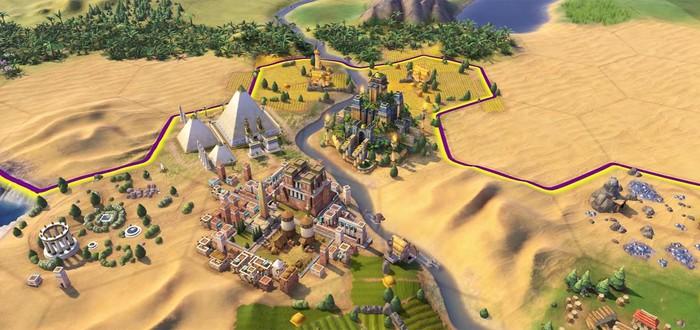 Трейлер Civilization VI — новый стиль игры