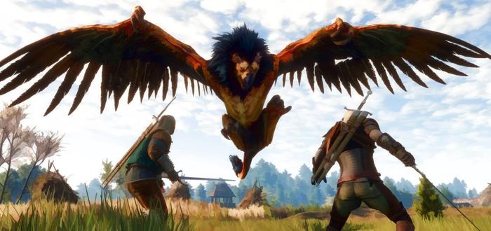 Галерея картин из скриншотов The Witcher 3: Wild Hunt