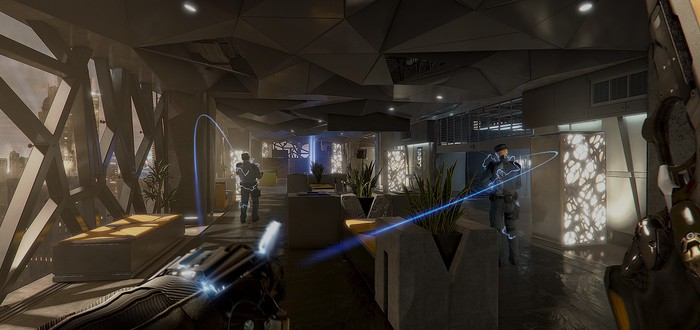 Превью Deus Ex: Mankind Divided — Как я принял душ с Адамом Дженсеном