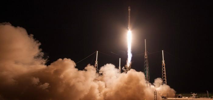 SpaceX успешно посадила ракету на мысе Канаверал