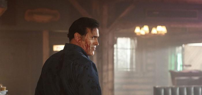 NSFW-трейлер нового сезона Ash vs. Evil Dead