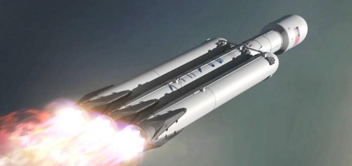SpaceX планирует посадку одновременно трех ракет
