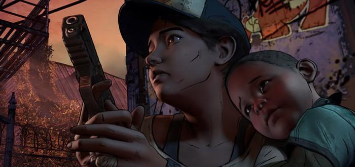 Первые скриншоты Walking Dead Season 3