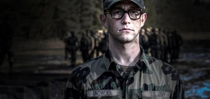 Новый трейлер фильма про Эдварда Сноудена