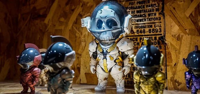 SDCC 2016: Великолепные коллекционные фигурки талисмана Kojima Productions