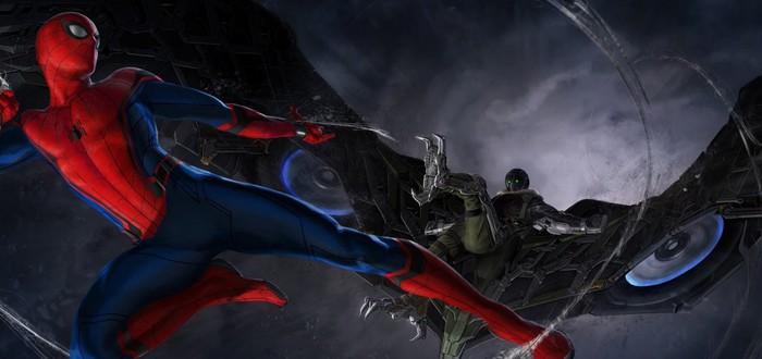 SDCC 2016: Стервятник стал одним из злодеев в Spider-Man: Homecoming