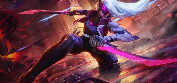 Новый киберспортивный интерфейс League of Legends будут доделывать