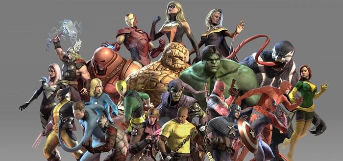 Переиздание обеих частей Marvel Ultimate Alliance уже в пути