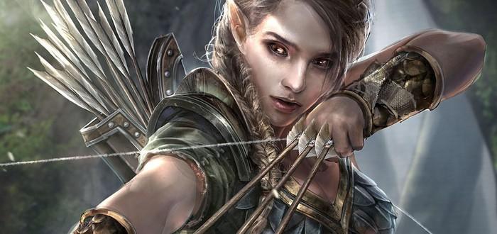 Запись полного матча The Elder Scrolls Legends