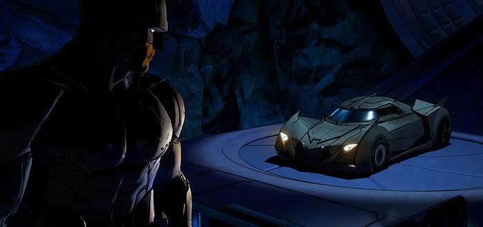 """""""Мультиплеер"""" в Batman от Telltale поддерживает до 2 тысяч человек"""