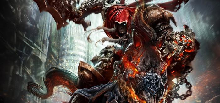 Nordic Games перевыпустят первую часть Darksiders