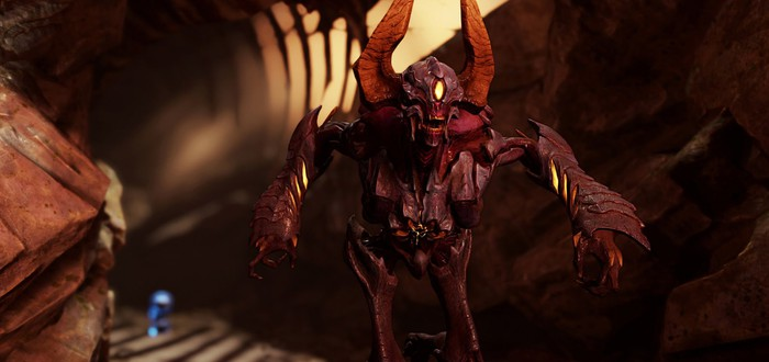 В настольной игре Doom можно быть демоном