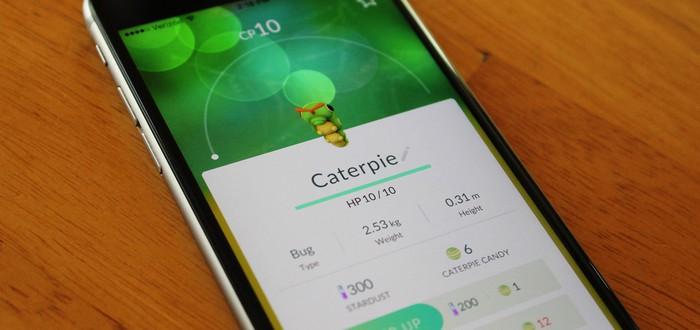 Обновление Pokemon Go разочаровало игроков