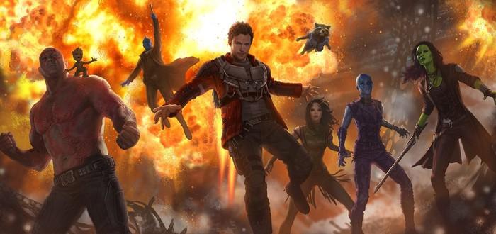 Никаких Камней Бесконечности в Guardians of the Galaxy Vol. 2