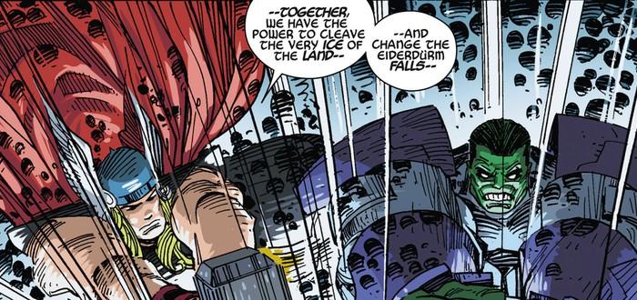 Съемки Thor: Ragnarok продолжаются без Халка