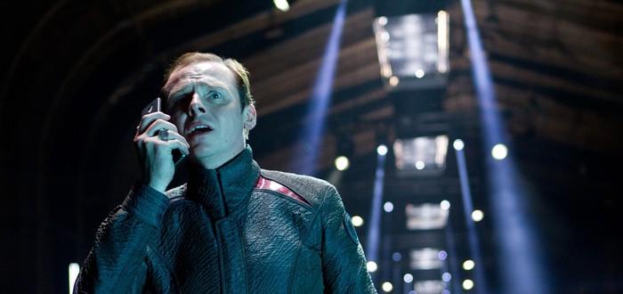 Саймон Пегг хочет видеть Star Trek на телевидении