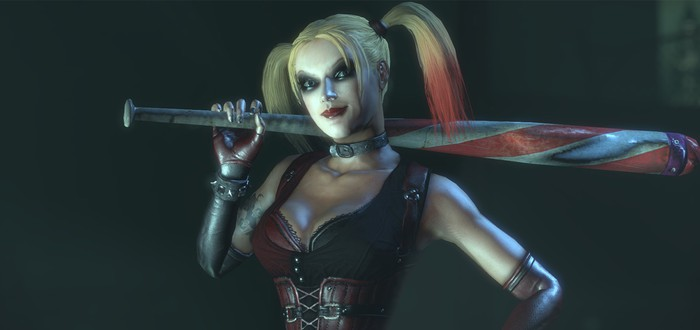 Харли Квинн из Batman: Arkham City в полный рост за $1300