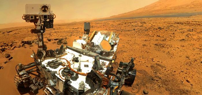 Управляйте марсианским ровером в игре от NASA