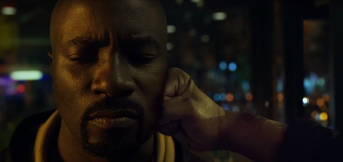 Трейлер сериала Luke Cage от Netflix, где Люк умеет принимать удар