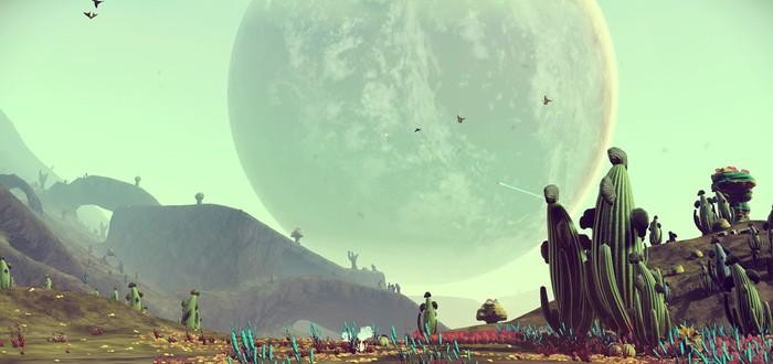 Гайд No Man's Sky: Как исследовать и называть планеты