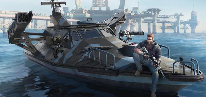 Новое DLC Just Cause 3 выходит уже завтра