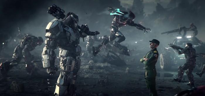 Как создавался CGI-трейлер Halo Wars 2