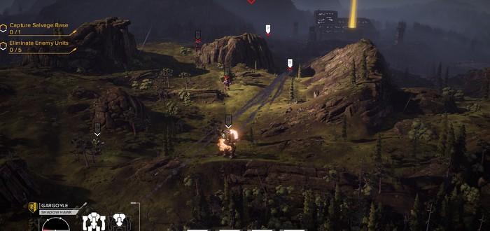 Кинематографический тизер Battletech