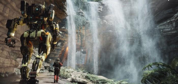 Геймплей одиночной кампании Titanfall 2 в 4K